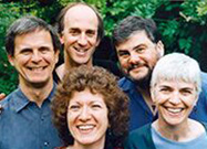 This is a small picture of the Divertimeni String Ensemble
