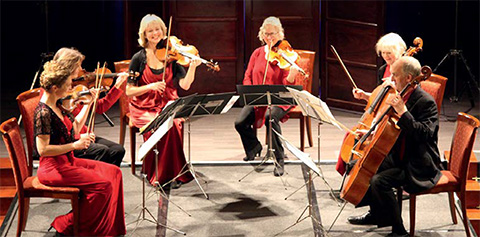 This is a picture of the London Mozart Players