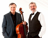 This is a small picture of Raphael Wallfisch and John York