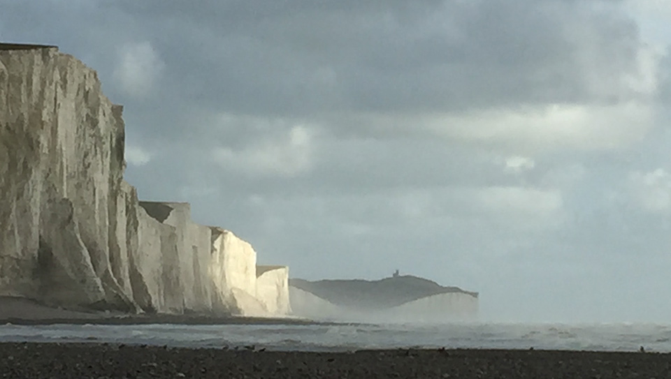 Here is a picture of Seaford Head