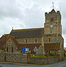 This is a small picture of St. Leonard's Church